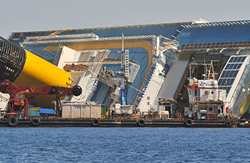 Costa Concordia Wreck Removal Project Trevi spa