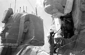 ABU SIMBEL - Securing the Nubian Temples Trevi spa