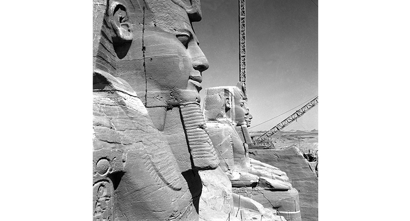 ABU SIMBEL - Securing the Nubian Temples | Trevi 3
