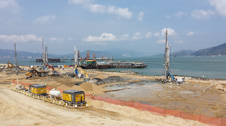 THE HONG KONG-ZHUHAI-MACAO BRIDGE WAS OPENED | Trevi Spa 2
