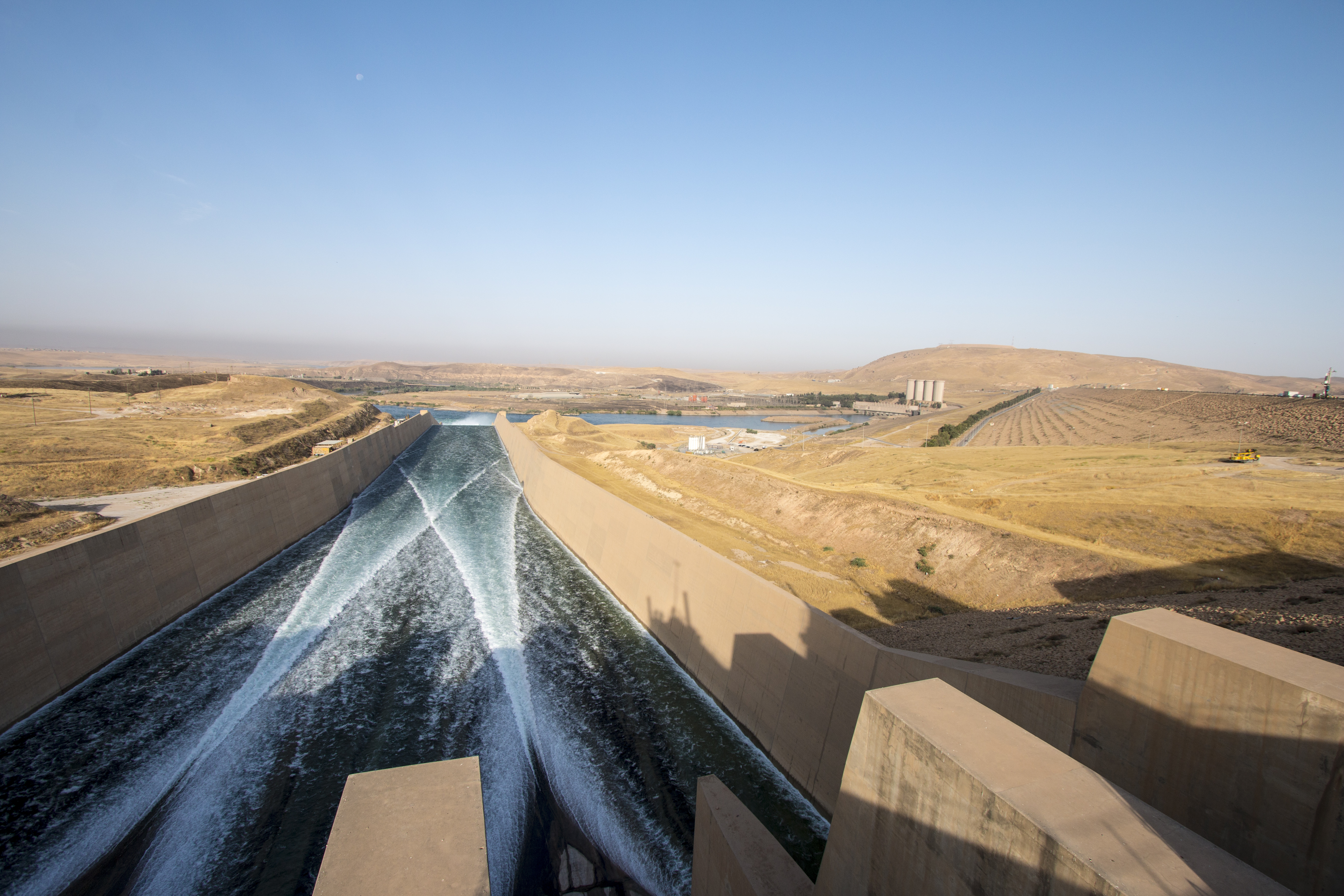 The Mosul Dam: The project and the role of Trevi | Trevi 3