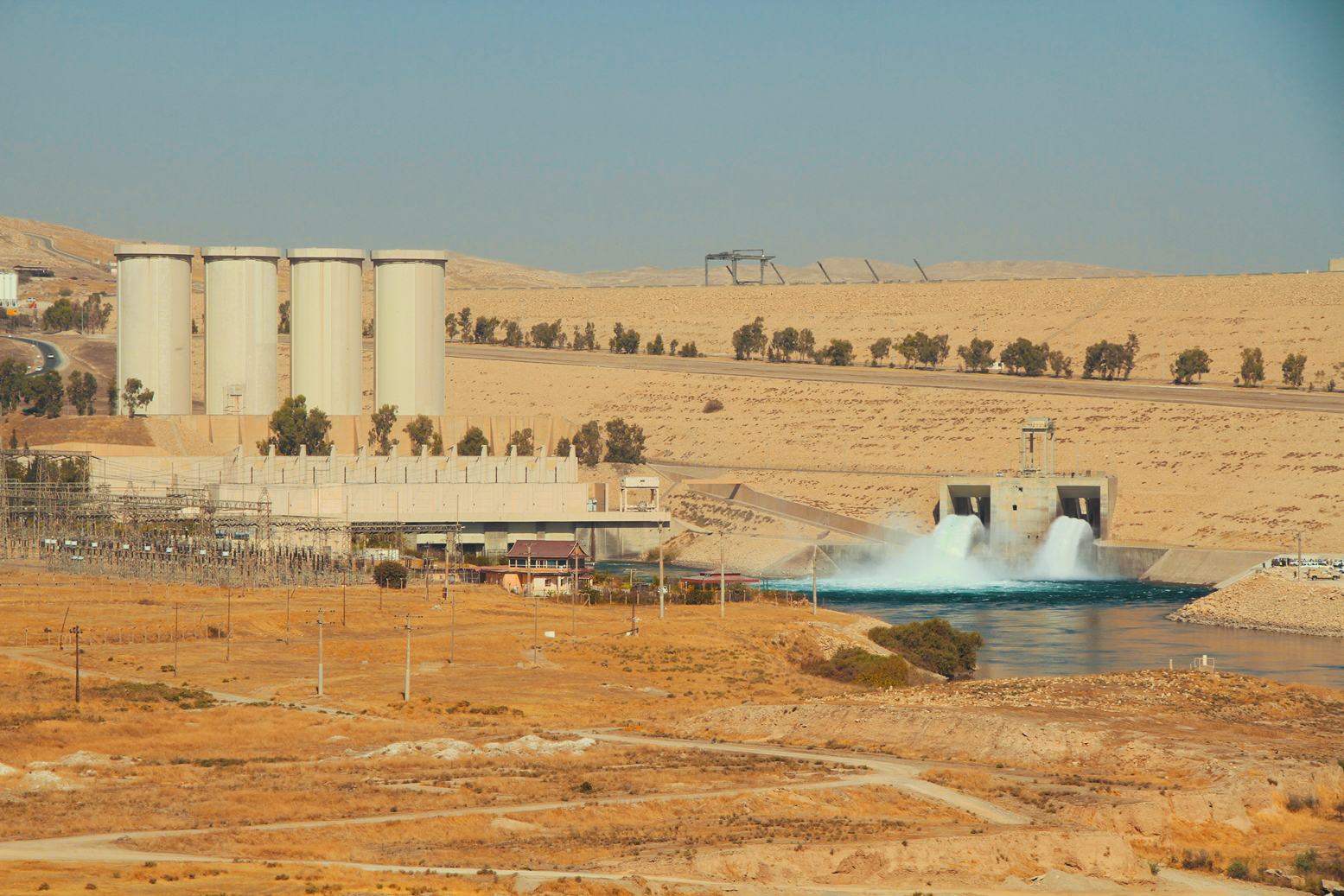 The Mosul Dam: The project and the role of Trevi | Trevi 4