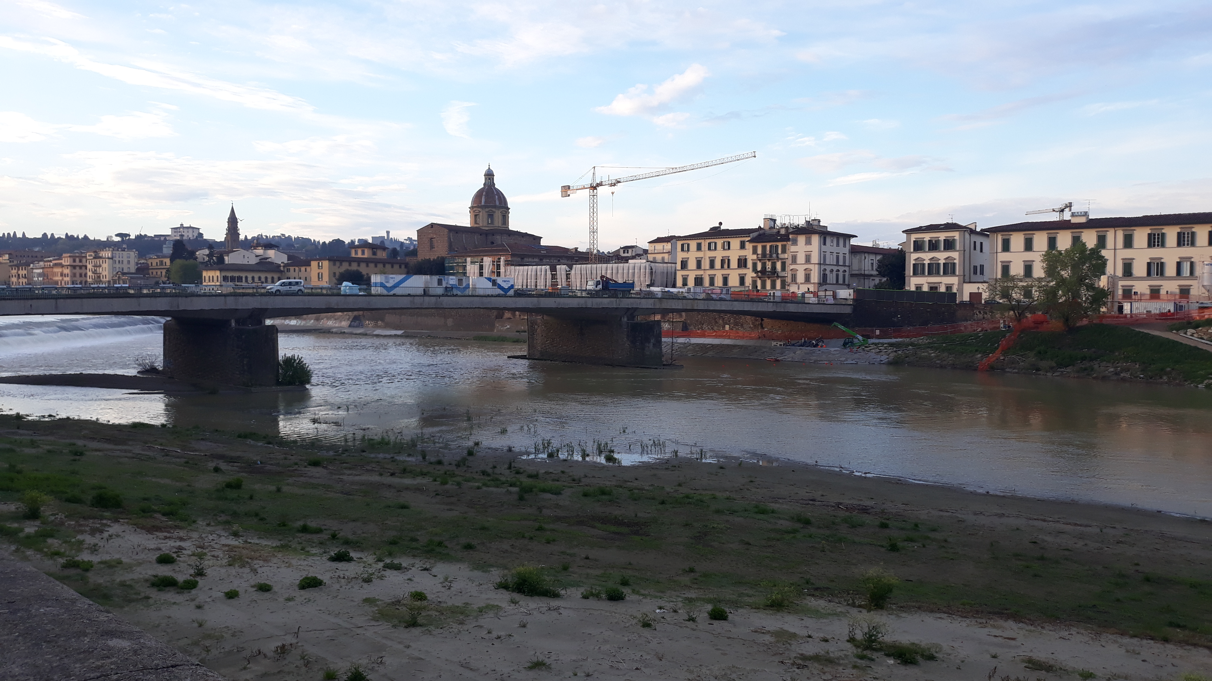 Trevi know-how and technology for the safety of the Vespucci Bridge in Florence | Trevi Spa 5