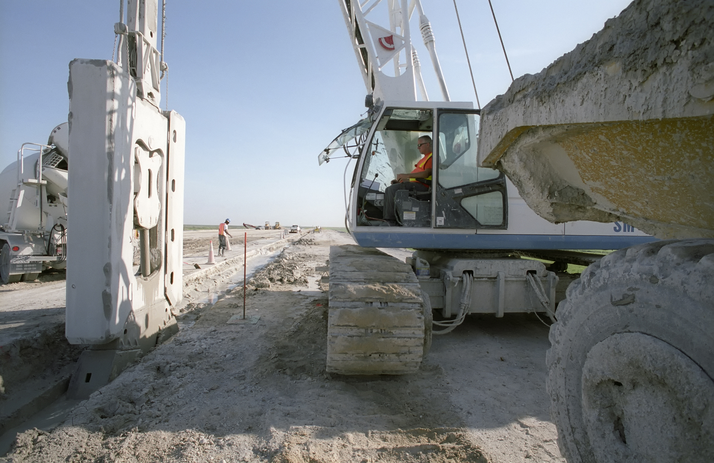 The  Herbert Hoover Dike rehabilitation projects | Trevi 4