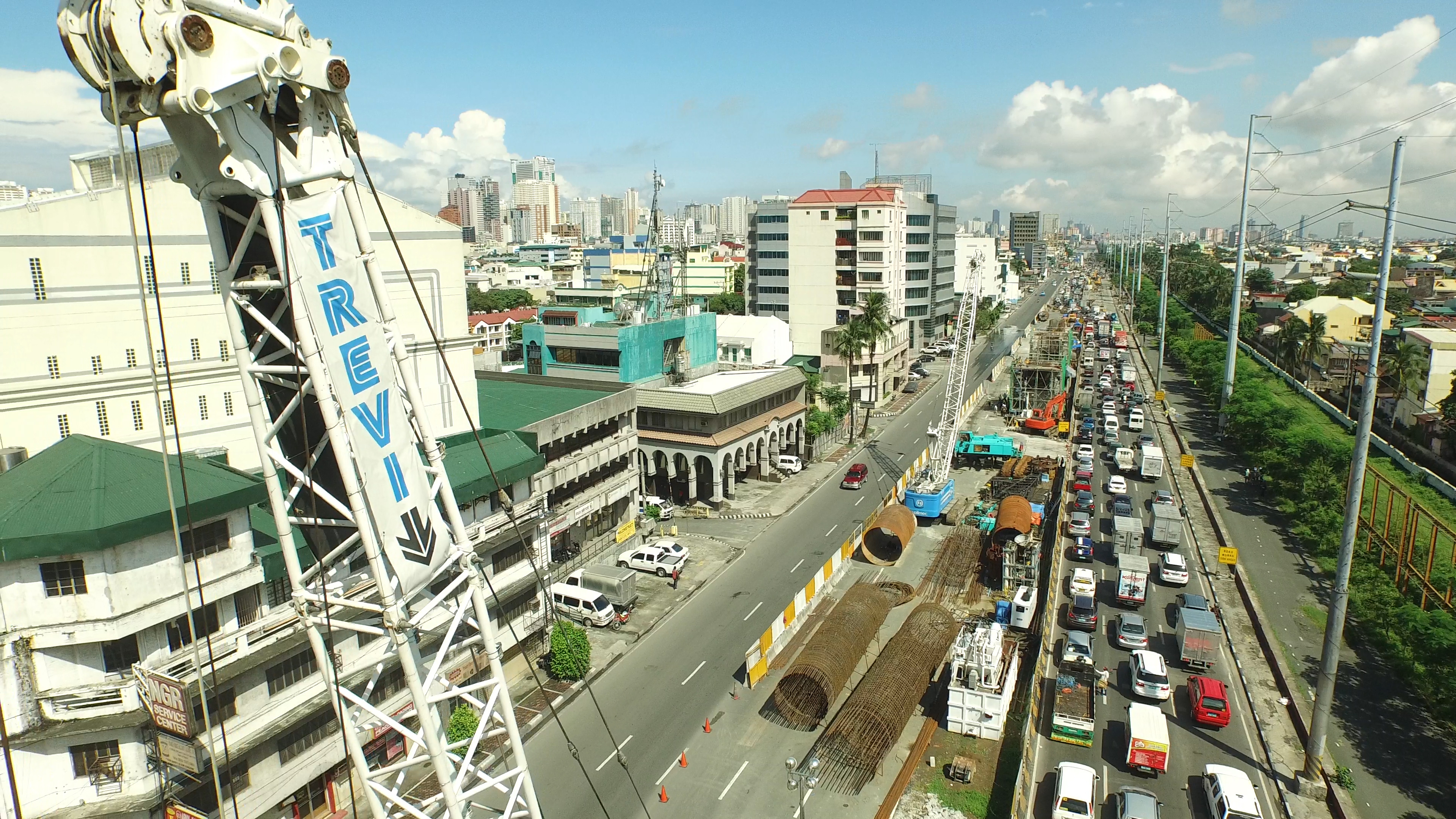 Metro Manila Skyway: of the most important and complex infrastructure projects of the Philippines | Trevi 2